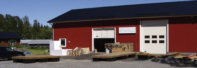 HF Bryggan Tillverkningshall