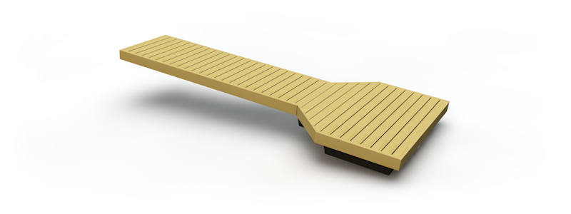 Flytbrygga HF 5B