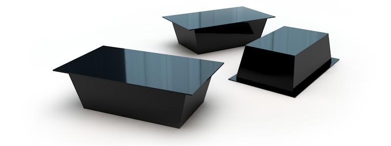 A-ponton Flytblock i cellplast - HF Bryggan